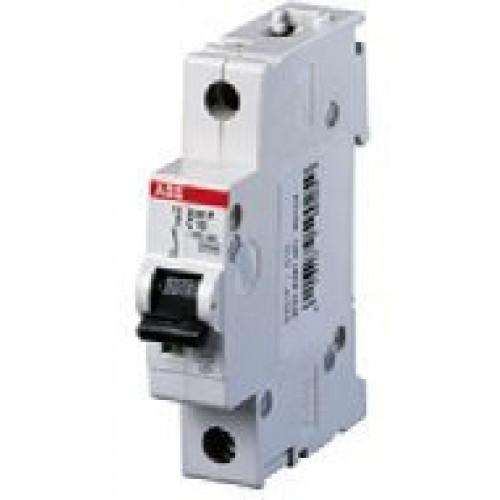 Автоматический выключатель однополюсный АВВ SH201L C10